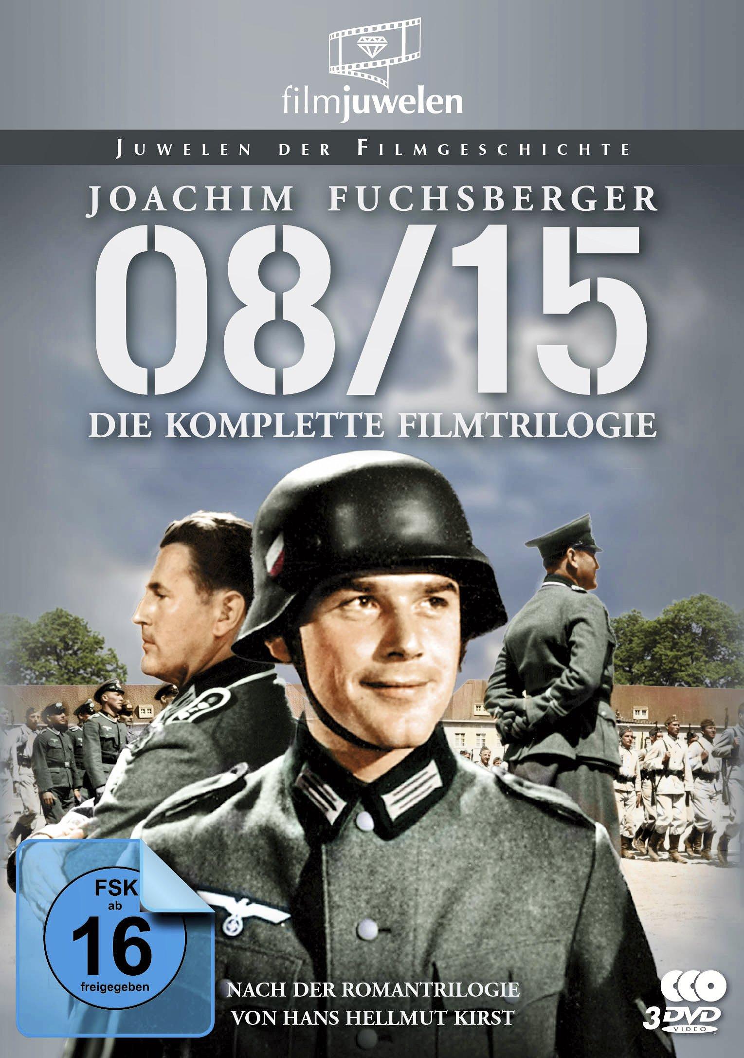 Image of 08/15 - Die komplette Filmtrilogie