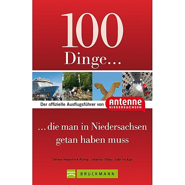 100 Dinge, die man in Niedersachsen getan haben muss Buch