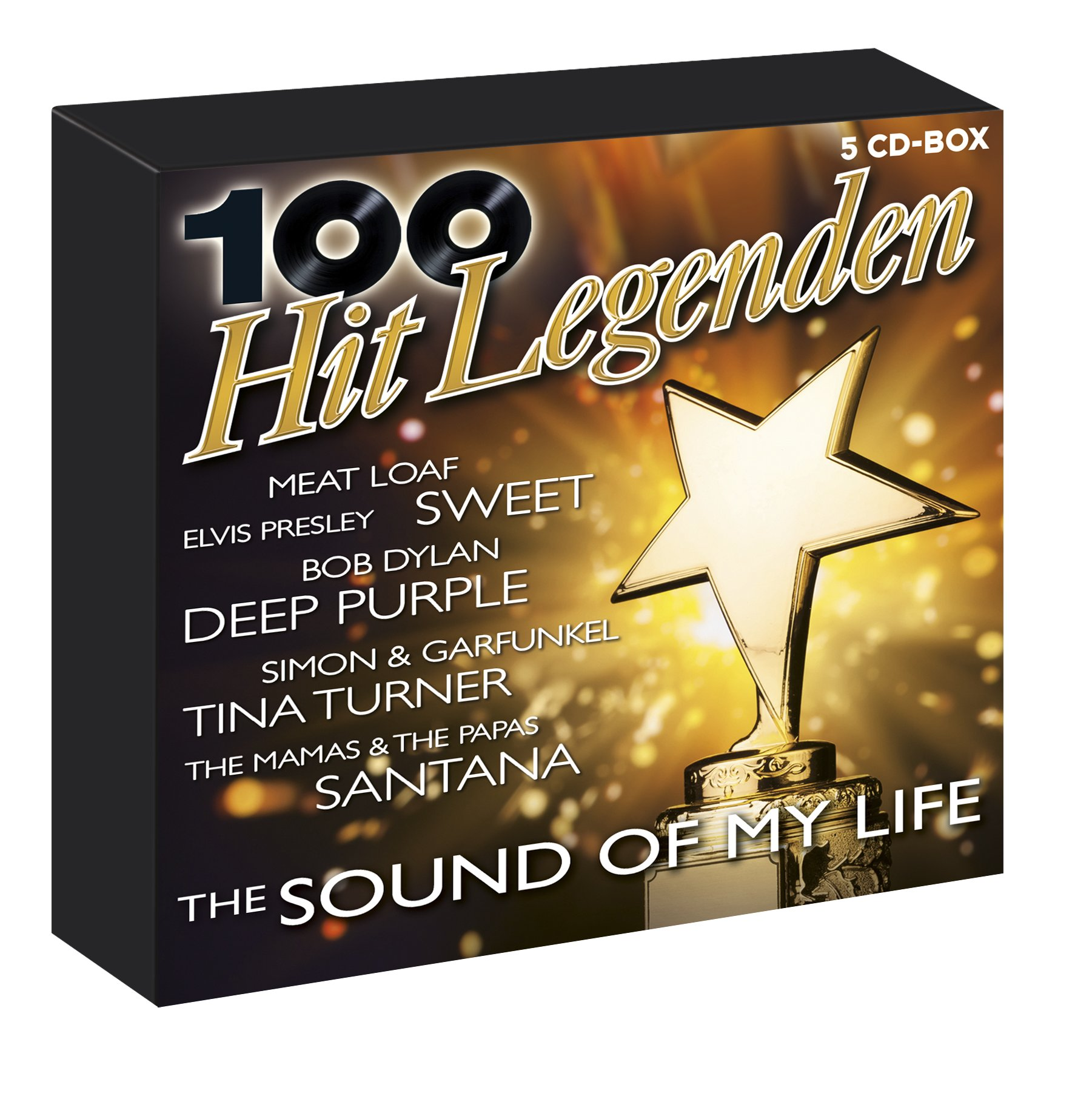 100 Oldies 2 The Sound Of My Life Exklusive 5CD Box