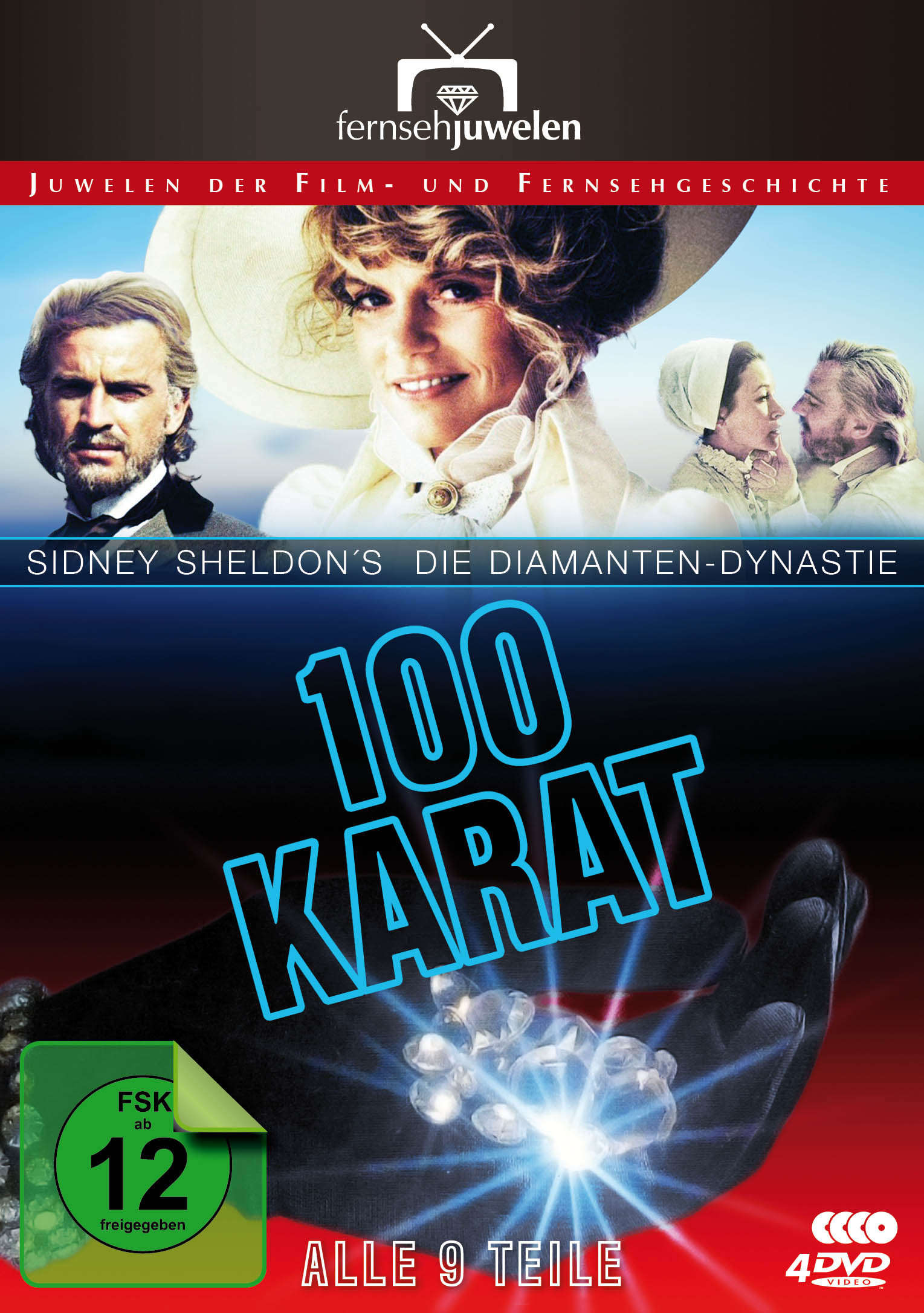 Image of 100 Karat - Die Diamanten-Dynastie
