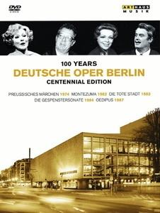 Image of 100 Years Deutsche Oper Berlin
