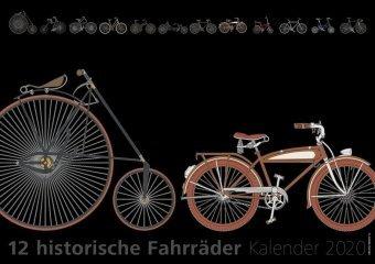 12 historische Fahrräder 2020 Kalender bei Weltbild.at kaufen