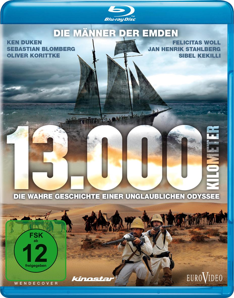 Image of 13.000 Kilometer - Die Männer der Emden