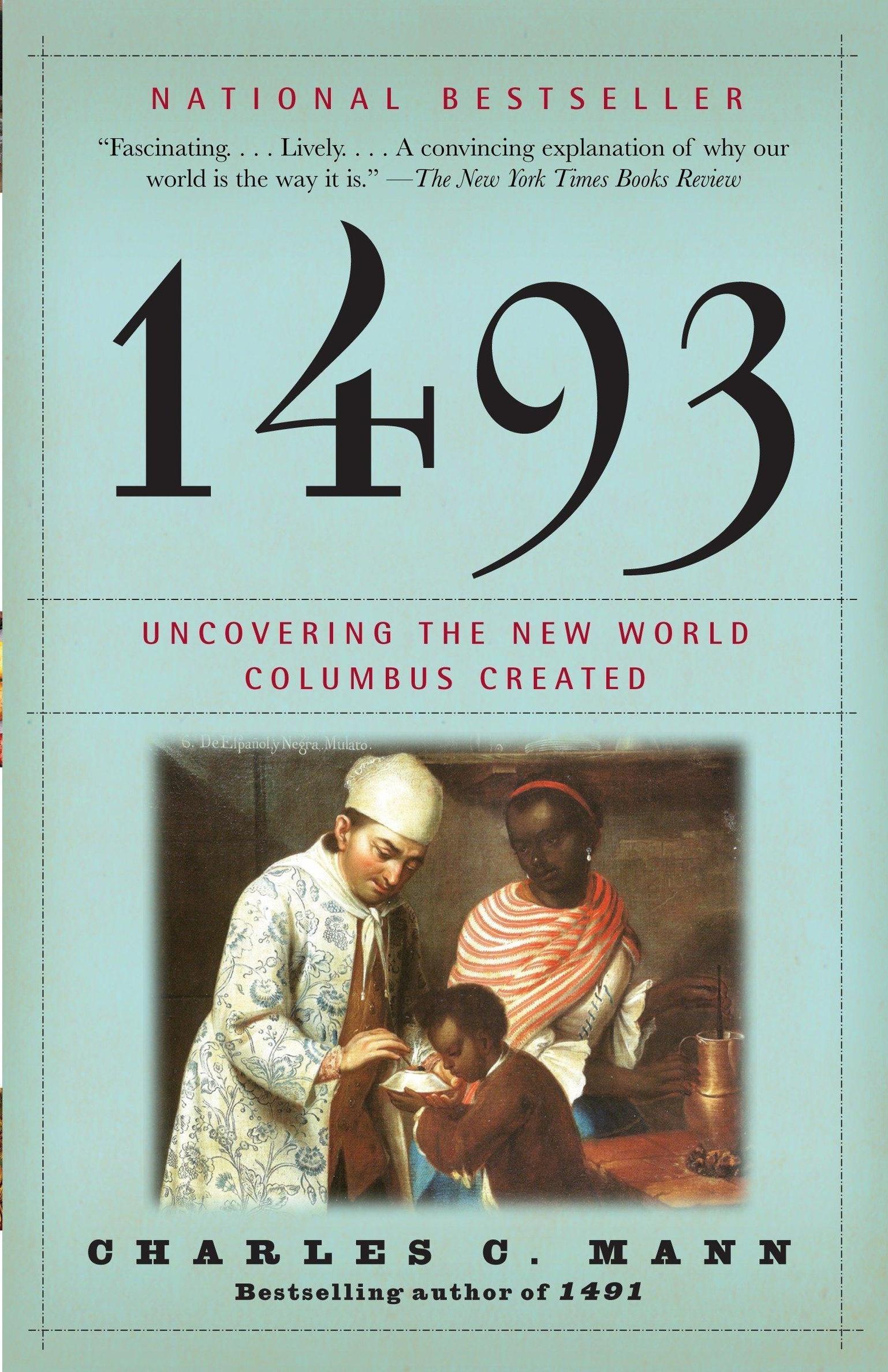 1493 Buch von Charles C. Mann versandkostenfrei bei Weltbild.ch bestellen