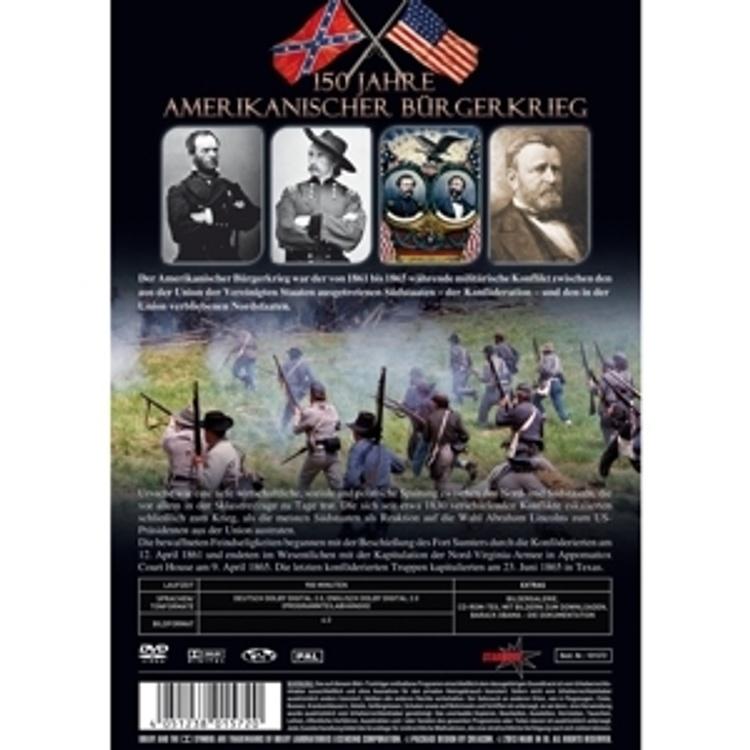 Filme Amerikanischer Bürgerkrieg