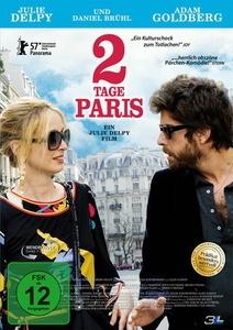 Image of 2 Tage Paris, DVD