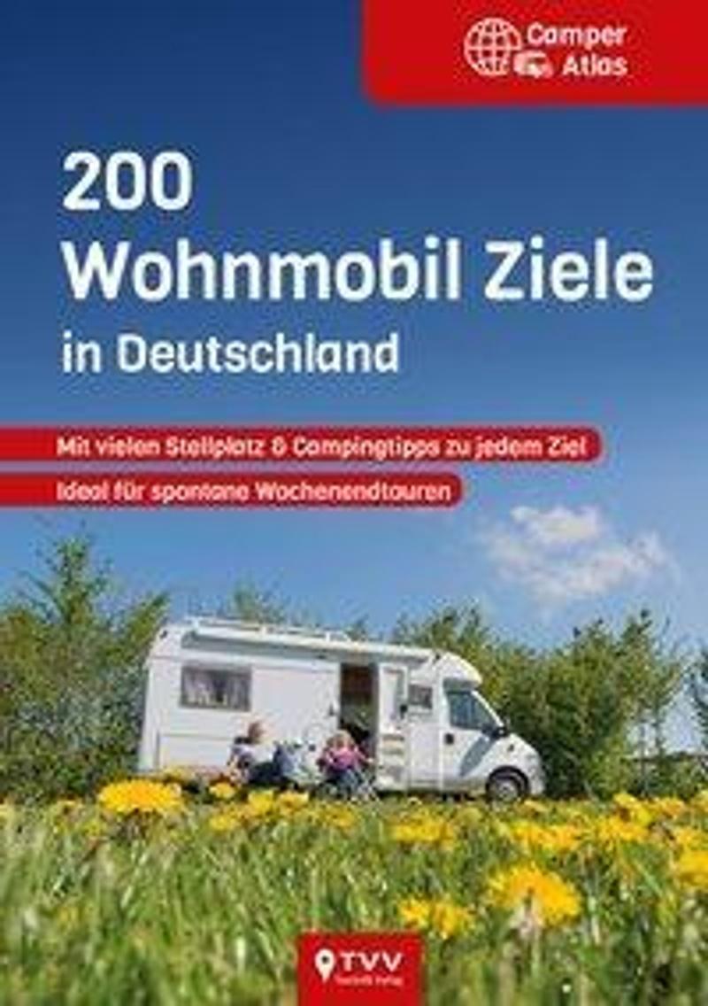 8 Wohnmobil Ziele in Deutschland