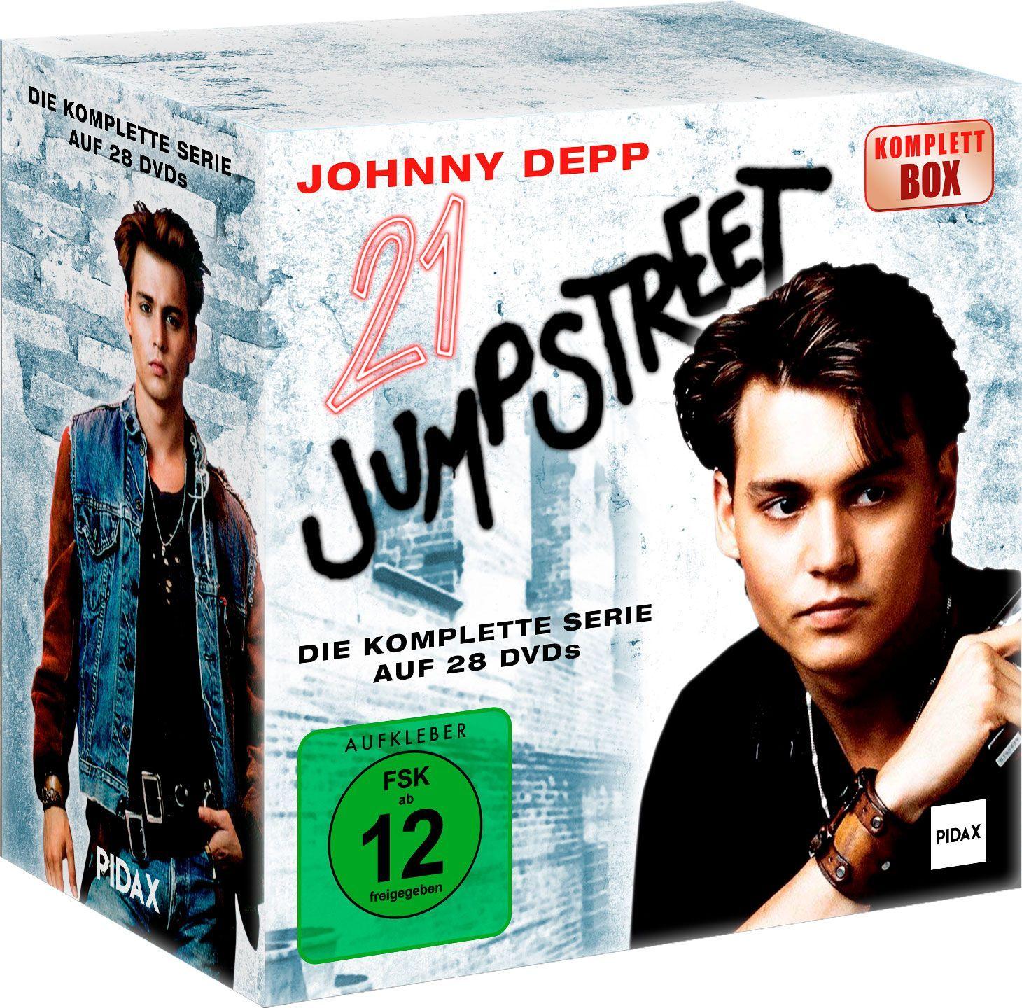 Image of 21 Jump Street - Die komplette Serie