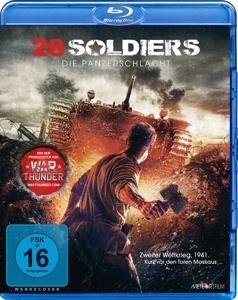 Image of 28 Soldiers - Die Panzerschlacht