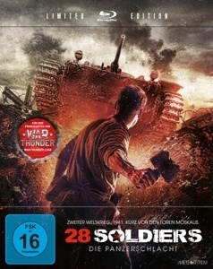 Image of 28 Soldiers - Die Panzerschlacht Limited Edition