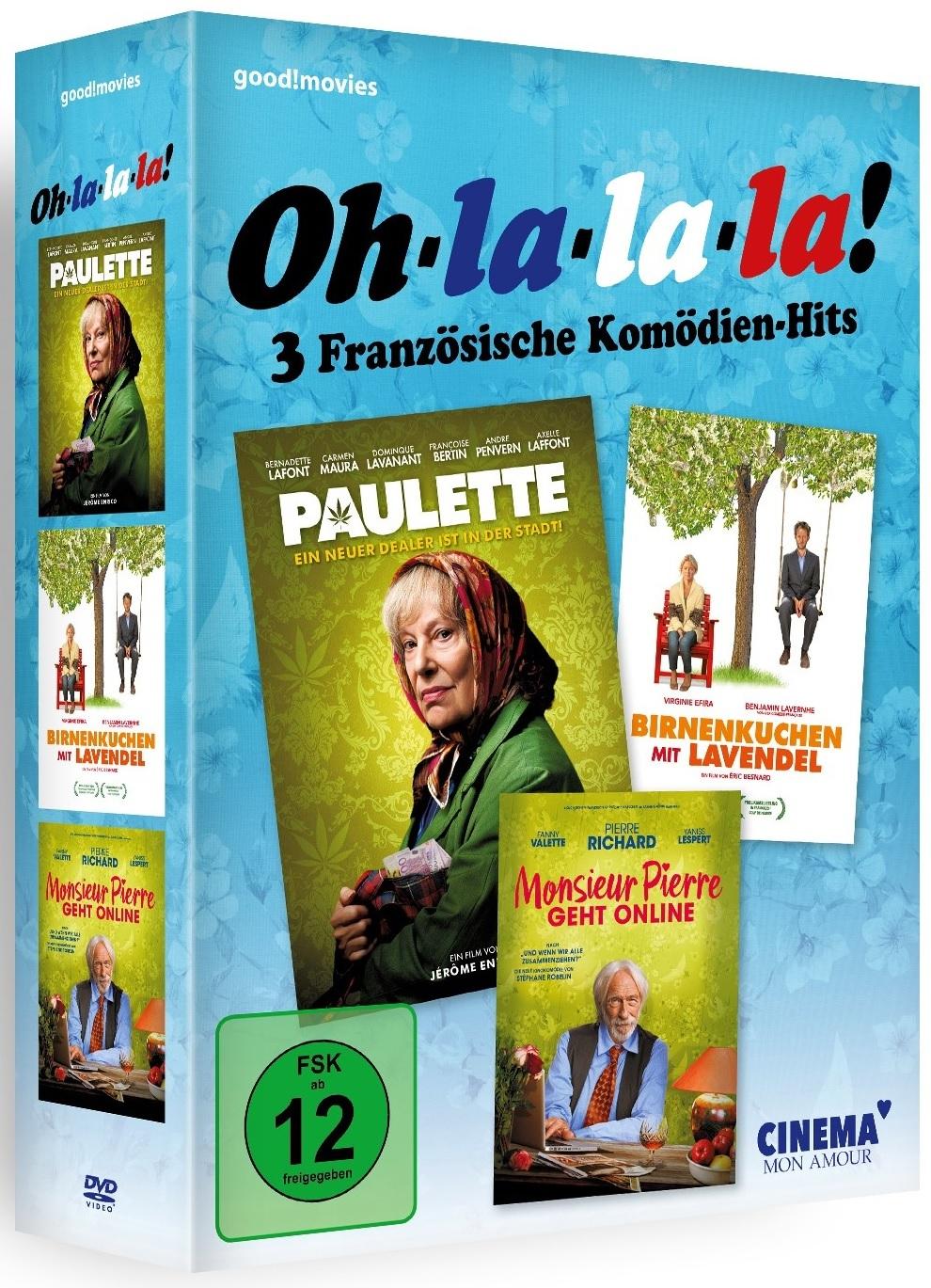 Image of 3 Französische Komödien-Hits