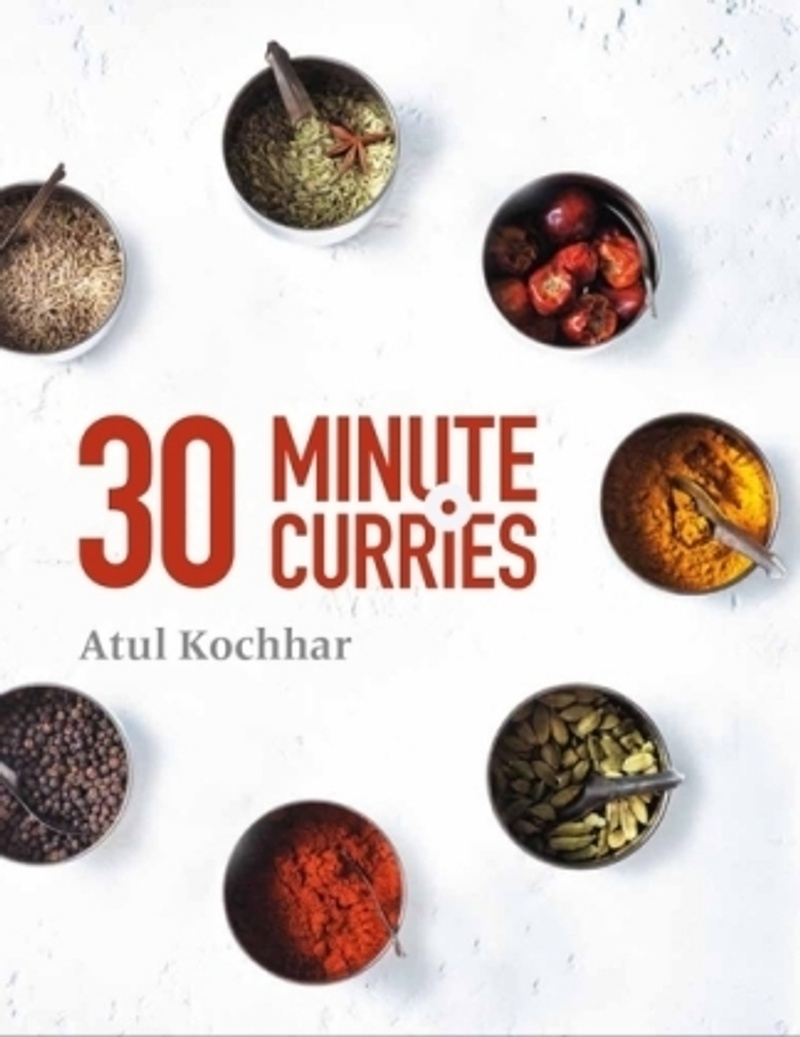 8 Minute Curries Buch von Atul Kochhar versandkostenfrei bei ...