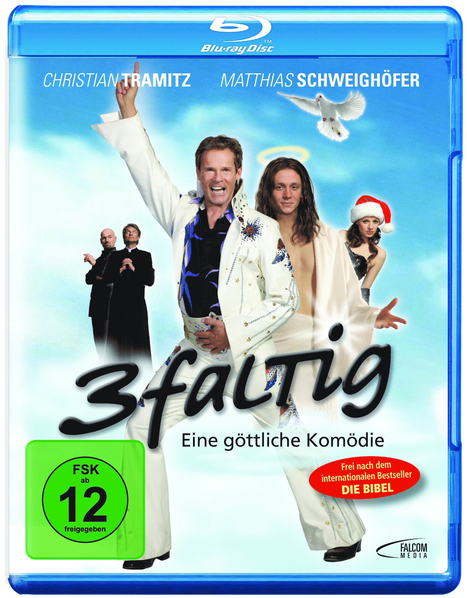Image of 3faltig - Eine göttliche Komödie