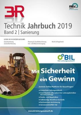 3R Technik Jahrbuch Sanierung 2019
