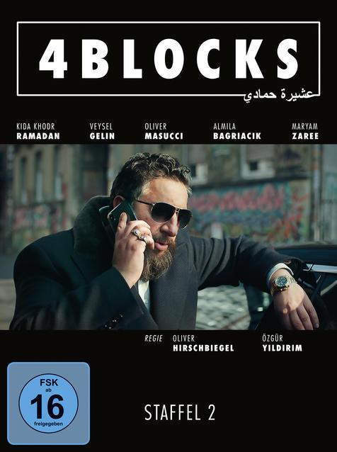Image of 4 Blocks - Staffel 2