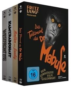 Image of 4 Filmklassiker als Mediabook im 4er Bundle