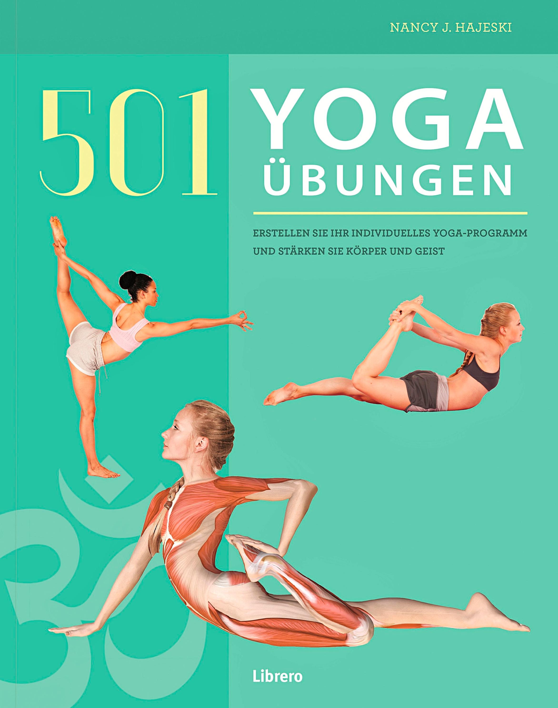 501 Yoga Ubungen Buch Jetzt Bei Weltbild At Online Bestellen