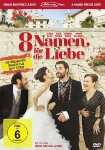 Image of 8 Namen für die Liebe