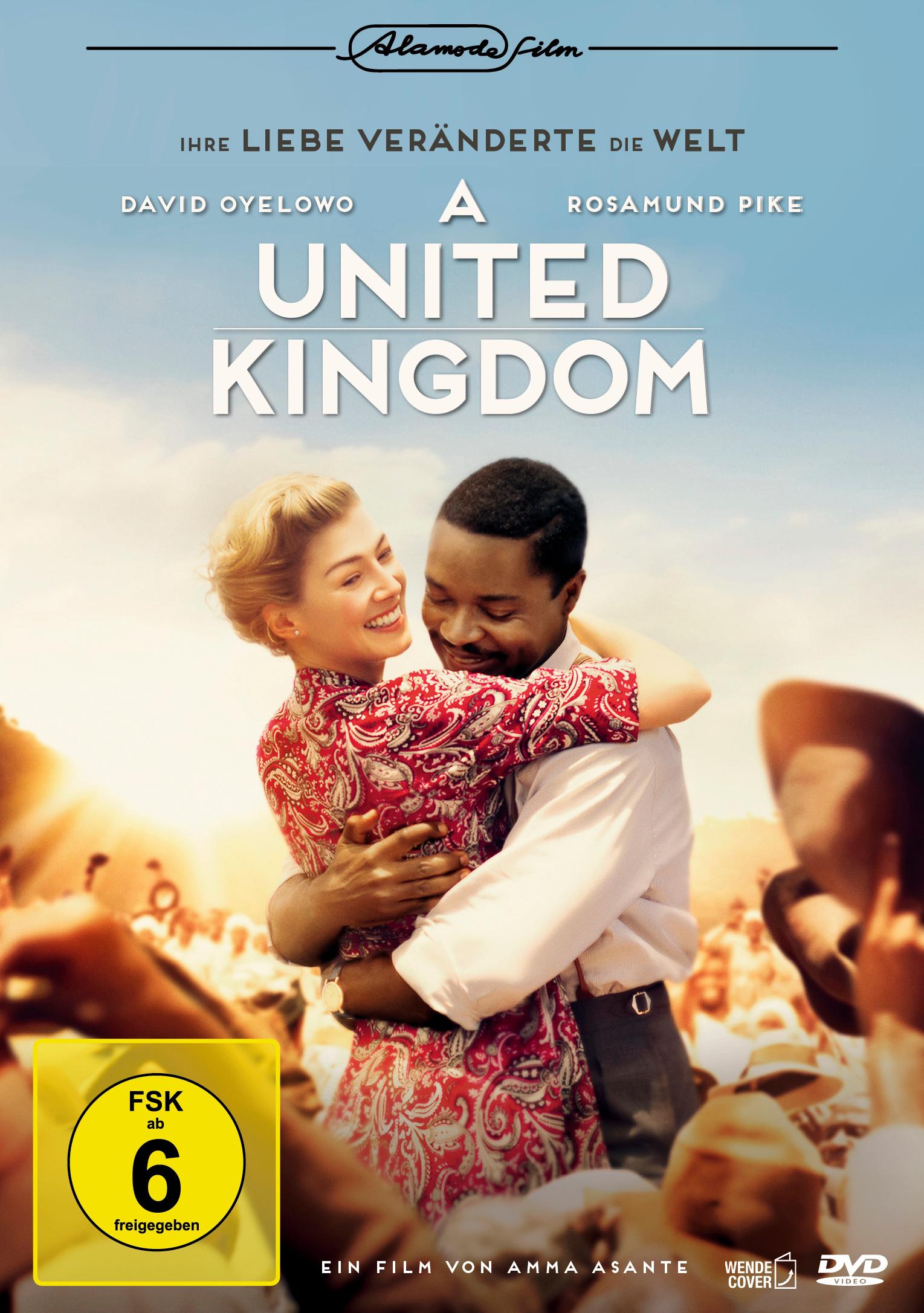 Image of A United Kingdom - Ihre Liebe veränderte die Welt