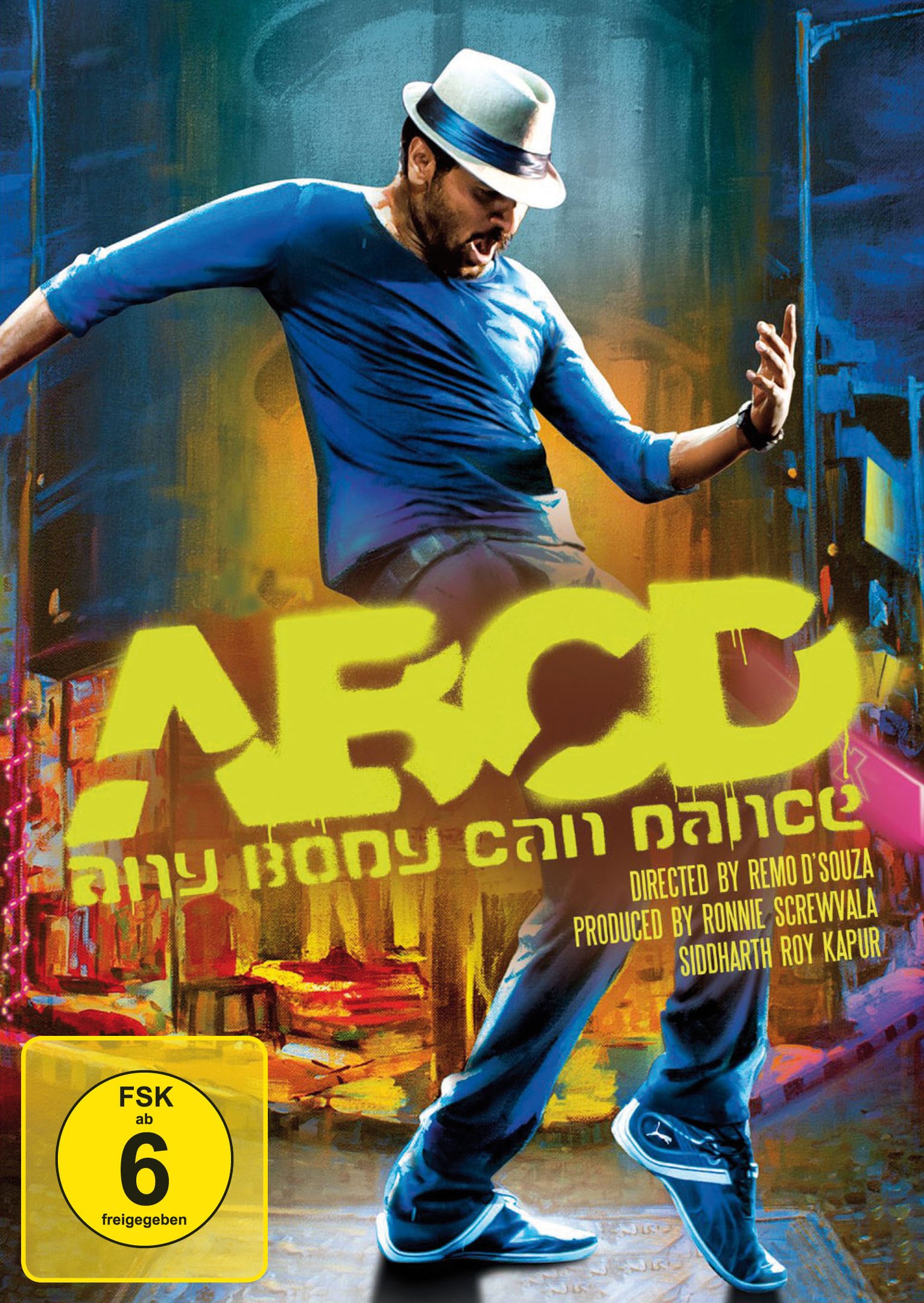 Image of ABCD - Any Body Can Dance