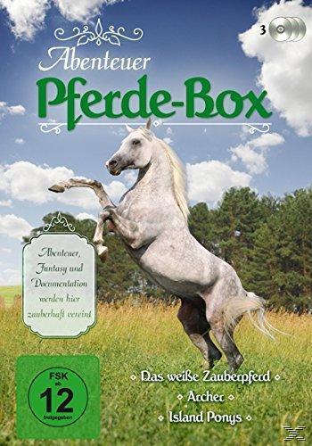 Image of Abenteuer Pferde-Box