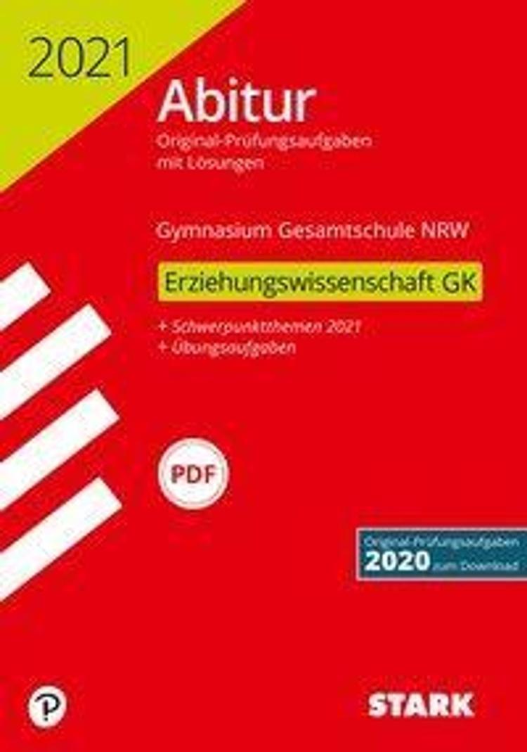 Abitur Nrw 2021