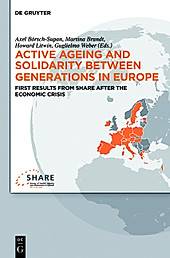 Active Ageing and Solidarity between Generations in Europe.  - Buch