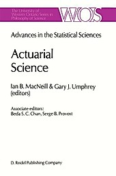 Actuarial Science.  - Buch