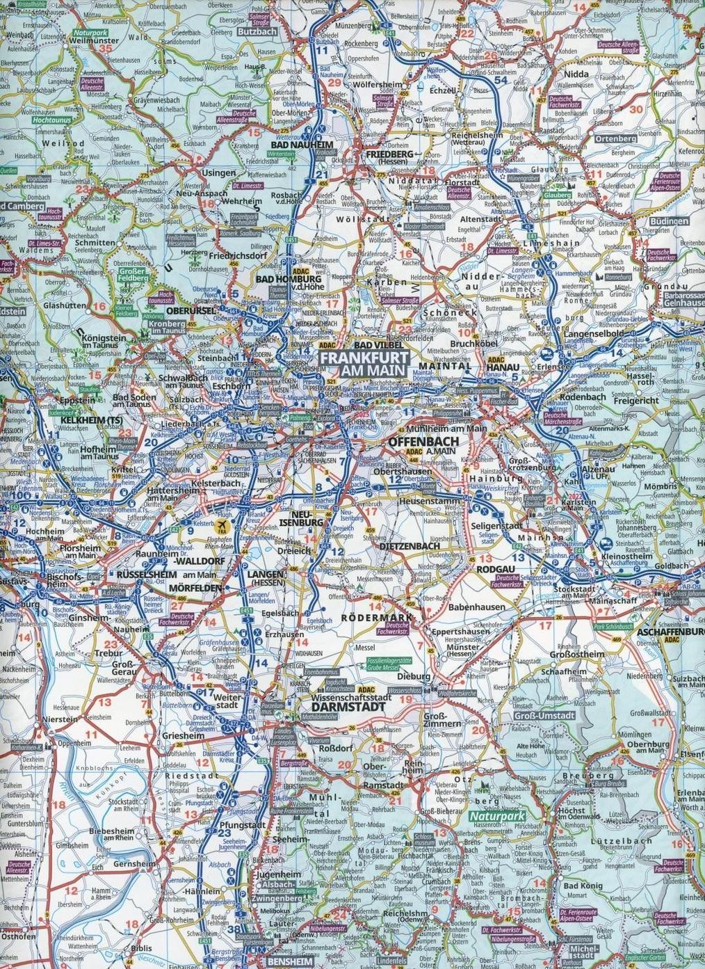 Adac Karte Hessen Buch Jetzt Versandkostenfrei Bei Weltbild De