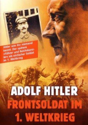 Image of Adolf Hitler Frontsoldat im 1. Weltkrieg, 1 DVD-Video