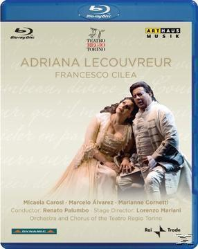 Image of Adriana Lecouvreur