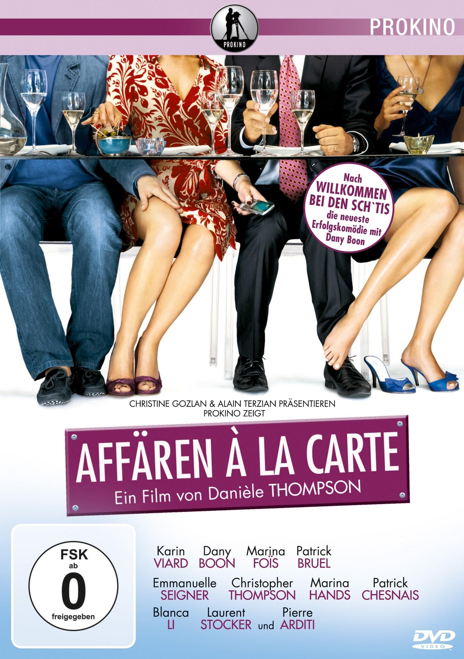 Image of Affären à la Carte