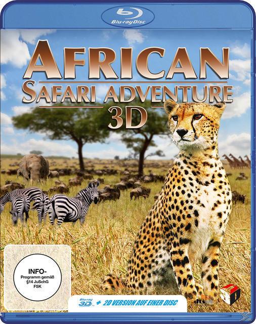 Image of African Safari Adventure