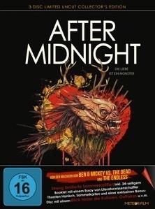Image of After Midnight - Die Liebe ist ein Monster Mediabook