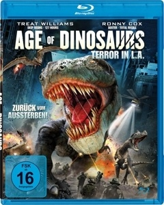 Image of Age Of Dinosaurs-Terror In L.A.