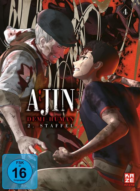 Image of Ajin: Demi-Human - 2. Staffel - Vol. 2 - Ep. 21-26