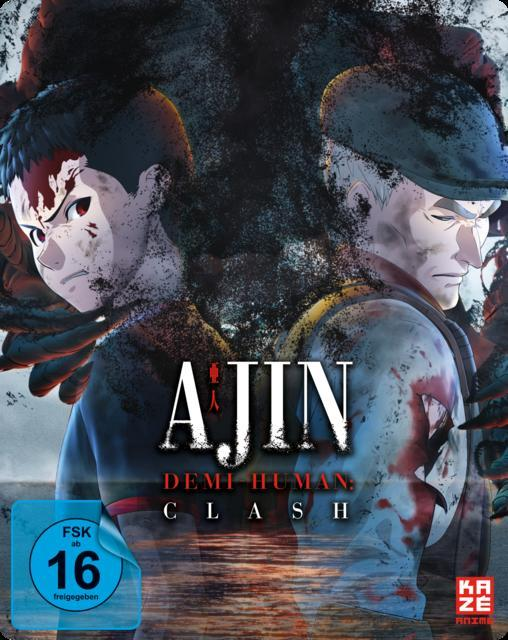 Image of Ajin Demi-Human: Clash Limited Steelcase Edition