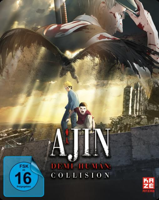 Image of Ajin Demi-Human: Collision Limited Steelcase Edition