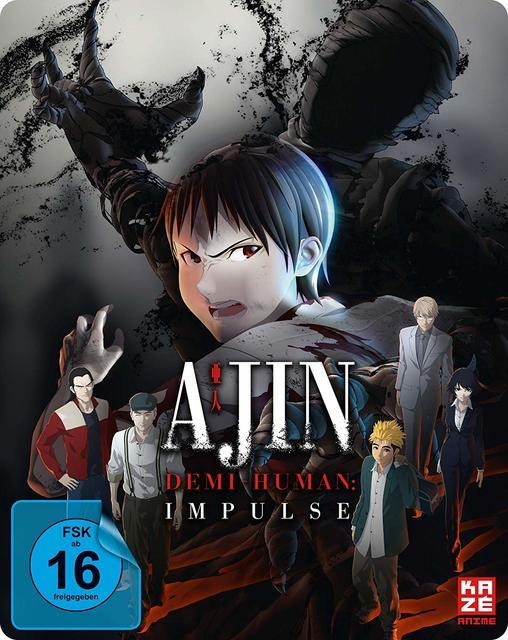Image of Ajin Demi-Human: Impulse Steelcase Edition