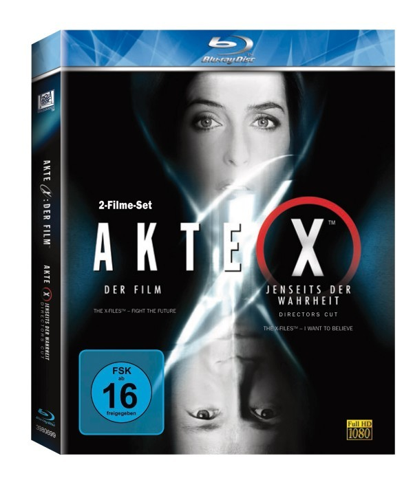 Image of Akte X - Der Film / Akte X - Jenseits der Wahrheit