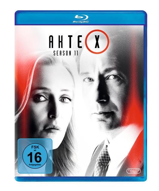 Image of Akte X - Season 11 BLU-RAY Box