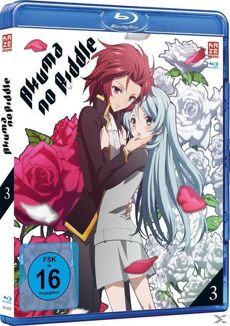 Image of Akuma No Riddle - Vol. 3