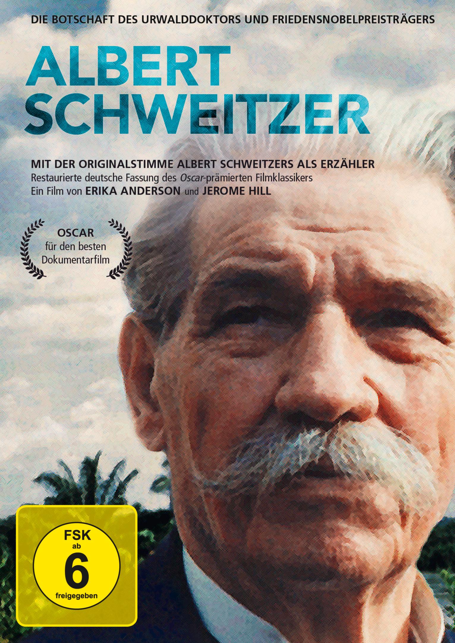 Image of Albert Schweitzer