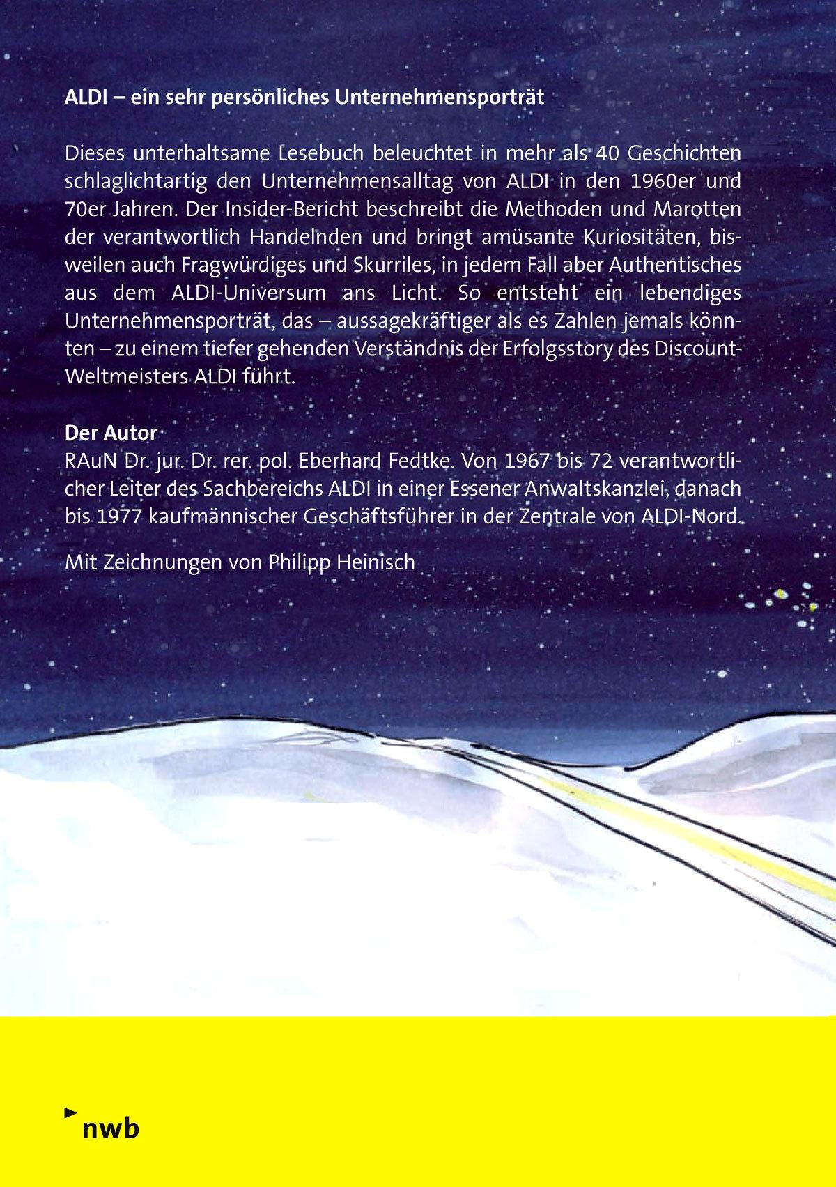 Aldi Geschichten Buch Von Eberhard Fedtke Versandkostenfrei Weltbild Ch