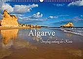 Algarve - Streifzug entlang der Küste (Wandkalender 2021 DIN A3 quer) - Kalender