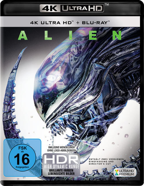 Image of Alien - 40th Anniversary 40th Anniversary Edition
