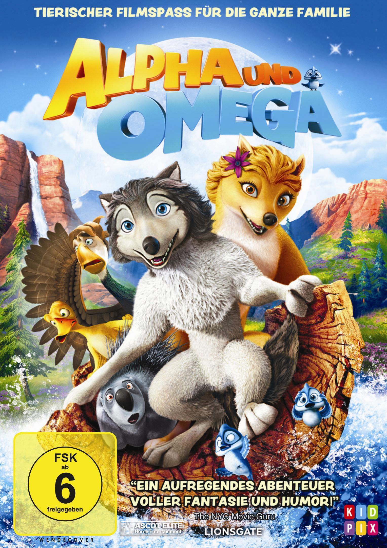 Image of Alpha und Omega