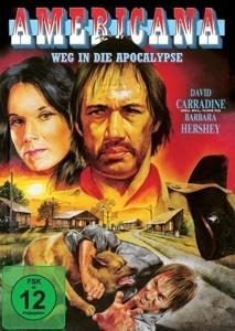 Image of Americana - Weg In Die Apocalypse