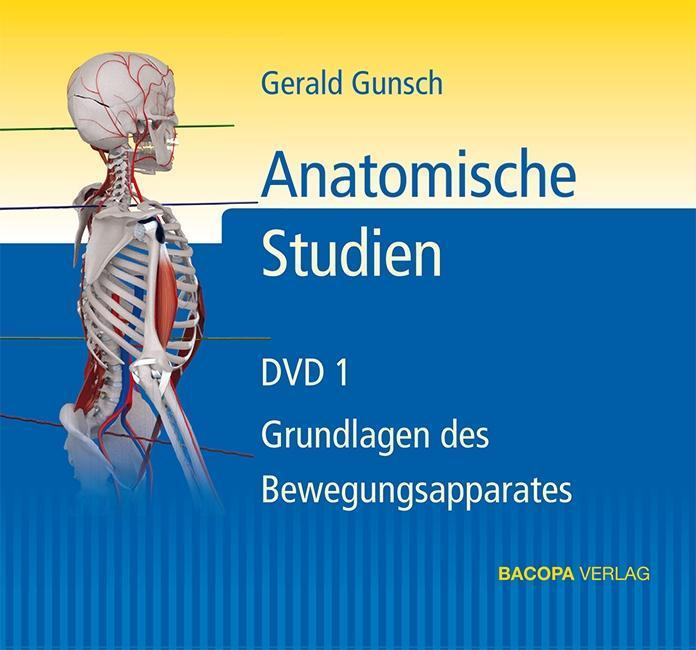 Image of Anatomische Studien, 1 DVD