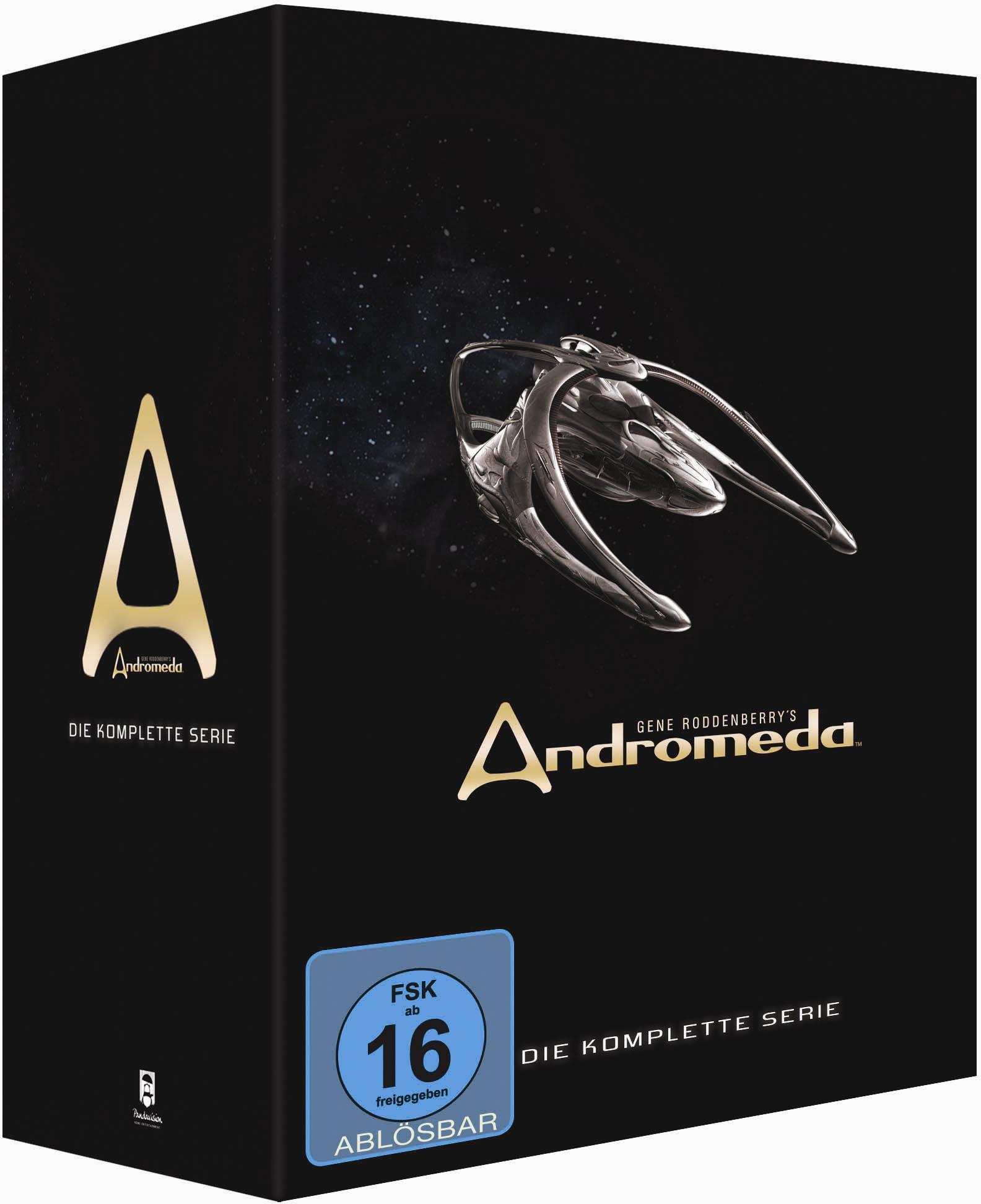 Image of Andromeda - Die komplette Serie